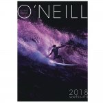 O'NEILL WETSUITS 2018 SPRING SUMMER カタログ 到着!